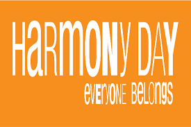 Harmony and Say NO to Bullying Day - 23rd March